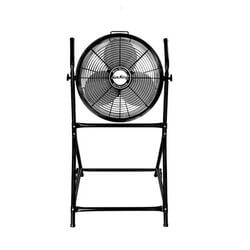 """9219 - 18"""" 3 Speed<br>Roll About Stand w/ Fan<br>(3190 CFM) Product Image"""