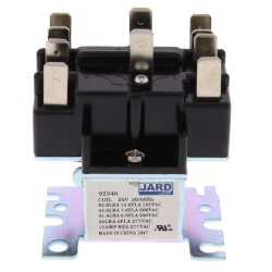 DPDT 24V Power-Power Relay Product Image