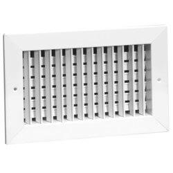 "10"" x 4"" 92VHO Steel Double Deflection Register, No Damper Product Image"