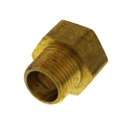 "LFA-677 PBGH6, 3/4"" x 1/2"" Garden Hose Adapter (FH x MIP) Product Image"