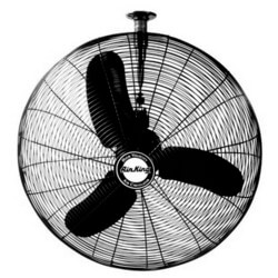 """9370 30"""" 3 Speed Ceiling<br>Mount Fan (8780 CFM) Product Image"""