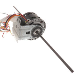 "5"" Double Shaft Fan/Blower Motor<br>(115V, 1050 RPM, 5-Speed) Product Image"