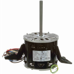 "5-5/8"" 4-Speed Fleximount Fan/Blower Motor (277V, 1075 RPM, 1/3 HP) Product Image"