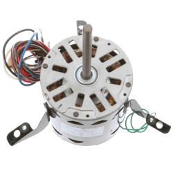 "5-5/8"" 3-Speed Fleximount Fan/Blower Motor (277V, 1075 RPM, 1/2 HP) Product Image"