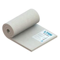 "Kaowool 2300F Ceramic Fiber Blanket (48"" x 18"" x 1"") Product Image"