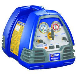 RecoverXLT, Refrigerant Recovery Machine w/ Tank Overfill Switch, 115V/60Hz Product Image