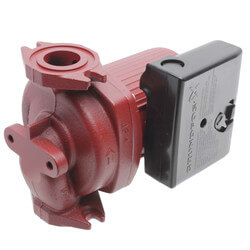 UPS 26-150F 3-Speed Cast Iron Circulator Pump 115V, 1/2 HP Product Image