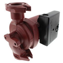 UPS 43-100F 3-Speed<br>Cast Iron Circulator<br>Pump 115V, 1/3 HP Product Image