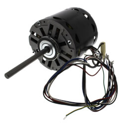 "5-5/8"" High Efficiency Stock Motor (277V, 1075 RPM, 3-Speed) Product Image"