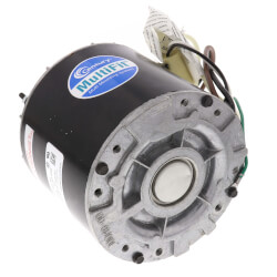 "5"" Multi Fit Condenser Fan Motor (208-230V, 1075 RPM, 1/4, 1/5, 1/6 HP) Product Image"