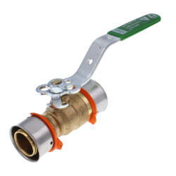 "1"" Press Ball Valve (Lead Free) Product Image"