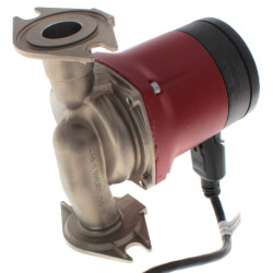 ALPHA2 15-55SF/LC Stainless Steel Circulator Pump (w/ Line Cord) Product Image