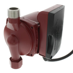 "UP15-10SU7P/LC, Comfort Hot Water Recirculation Pump, 115v (3/4"" MPT x FPT) Product Image"