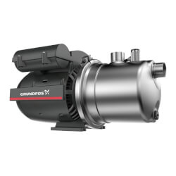 JP 16-10-187 1-Stage Shallow Well Jet Pump, Stainless Steel (115/230V, 1 HP) Product Image