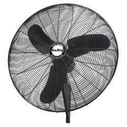 "99538 30"" 3 Speed<br>Quiet, Oscillating Wall<br>Mount Fan (7450 CFM) Product Image"