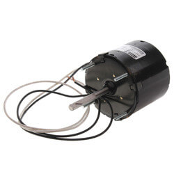 1 Speed Motor (115V, 1/40 HP, 1500 RPM) Product Image