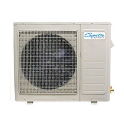 DV Series 1 Zone Ductless Mini-Split AC/Heat Pump 12,000 BTU (Outdoor Unit) Product Image
