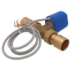 "1"" & 3/4"" Thermal Zone Valve, four-wire Product Image"