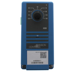 SPDT On/Off Electric Temperature Control, -30 to 130F, 1-30 Diff (24V) Product Image