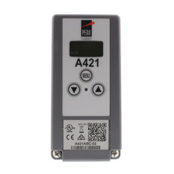 Single Stage, NEMA 1 Digital Temp Control (120/240VAC SPDT) Product Image