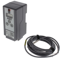 Single Stage Digital Temp Control w/ 9-3/4' Leads (120/240V SPDT) Product Image