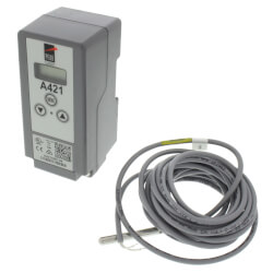 Single Stage Digital Temp Control w/ 13' Leads (120/240V SPDT) Product Image