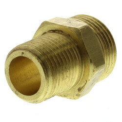 "Conversion Nipple<br>R20 x 1/2"" NPT Product Image"