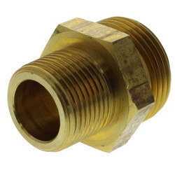 "Conversion Nipple<br>R25 x 3/4"" NPT<br>(for 3/4"" tubing only) Product Image"