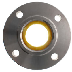 "3"" Stainless Steel ANSI<br>RF Threaded Flange Product Image"
