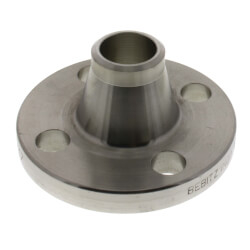 "1"" Stainless Steel ANSI<br>RF Weld-Neck Flange Product Image"