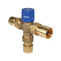 "1"" Thermal Mixing Valve with Union Product Image"