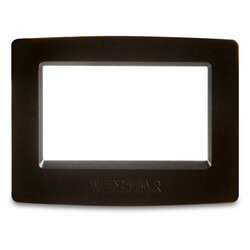 Black Face Plate for ColorTouch Thermostats Product Image