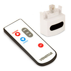 Infrared Remote Control and Receiver Product Image
