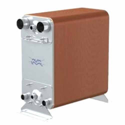 AC Brazed Plate Heat Exchanger Product Image