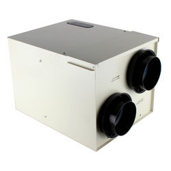 "AEV Series Air Exchanger Ventilator, 5"" Side Ports (120 CFM) Product Image"
