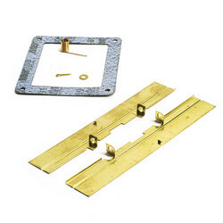 AF1-S-122, Stainless Steel Paddle for Air Flow Switches Product Image