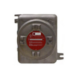 Adjustable Set Point<br>Air Pressure Switch<br>(NEMA-7/9 Rated) Product Image