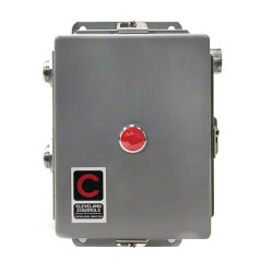 Adjustable Set Point<br>Air Pressure Switch<br>w/ 8-Sec. Delay (NEMA-4) Product Image