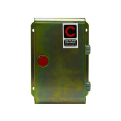 Adjustable Set Point<br>Air Pressure Switch<br>w/ 8-Sec. Delay (NEMA-1) Product Image