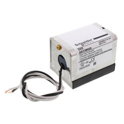 120V Normally Closed Spring Return ON/OFF PopTop Series Actuator Product Image