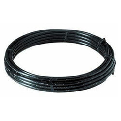 "1"" Aqua-Jet Poly Pipe, PE-4710 - 125 PSI (100 ft. Coil) Product Image"