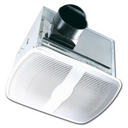 "AK80H Humidity Sensing<br>Exhaust Fan 4"" (80 CFM) Product Image"
