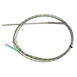 3 Meter Thermocouple Type K Probe (0 to 1000°C) Product Image