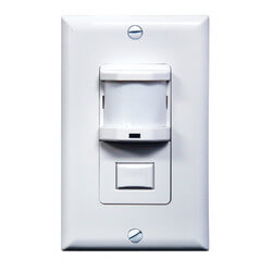 AKVSW Motion Vacancy Switch (White) Product Image