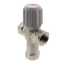 "3/4"" Female NPT Lead Free Mixing Valve (70°F-145°F) Product Image"
