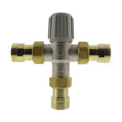 "3/4"" NPT Union Mixing <br>Valve (Lead Free) Product Image"