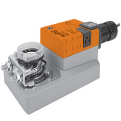 180 in-lb, Non SR, On/Off Floating Damper Actuator Dir. Coupled, 100 to 240V Product Image