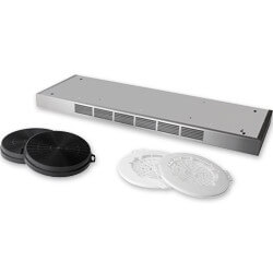 """Non-Ducted Recirculation Kit for 36"""" Hood Product Image"""