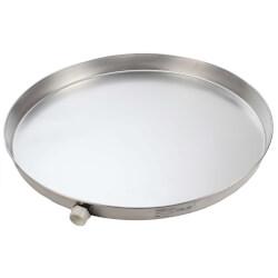 """26"""" Water Heater Drain Pan (Aluminum) Product Image"""