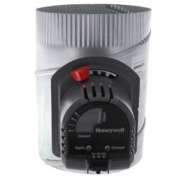 "6"" Round Automatic TrueZONE Damper Product Image"